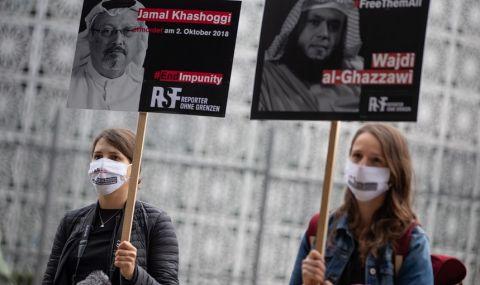 Липсват доказателства, че Рияд е замесен в убийството на Кашоги