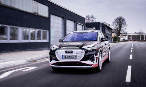 Audi представя два нови модела на 14 април - 2