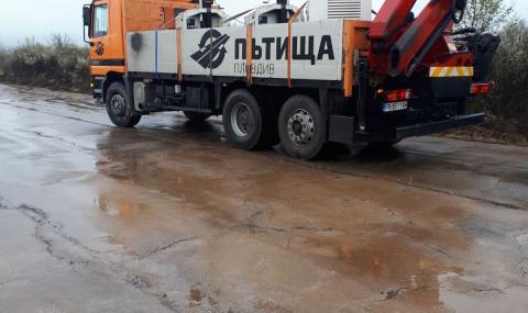 """Предстои дезинфекция на  20-километров участък от АМ """"Марица"""" преди границата с Турция"""