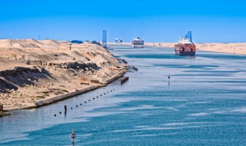 Русия, Индия и Иран с алтернатива на Суецкия канал - 1
