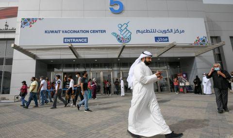 Кувейт си върна 8 тона архиви