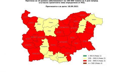 Николай Витанов: София влезе в червената COVID-зона, това не е добре - 1