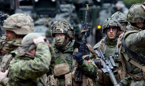 НАТО не трябва да се намесва в Беларус, смятат поляците