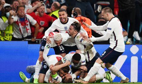 UEFA EURO 2020: Англичаните си разделят 9,5 милиона паунда при европейска титла