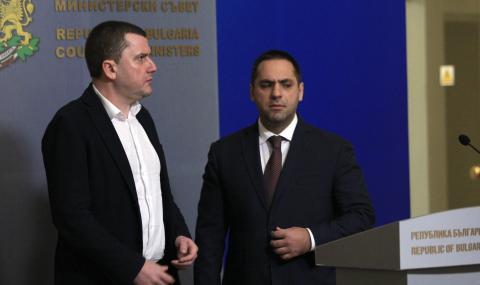 Министър за кризата: Каквото и да правим, не се получава