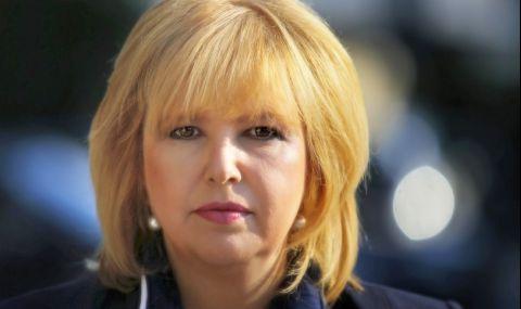 Мария Капон очаква бъдещите разговори да се водят прозрачно