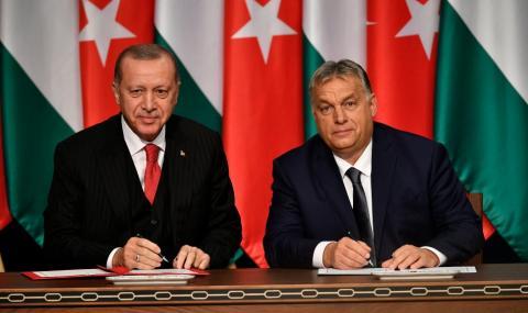 Ердоган отново плаши Европа с бежанци