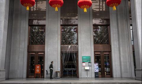 Рекорден брой внесени случаи на COVID-19 в Китай