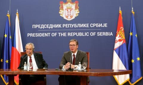 Сърбия създава Балкански Шенген