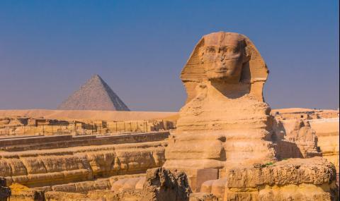 Откриха пряката връзка на Сфинкса в Египет с Космоса