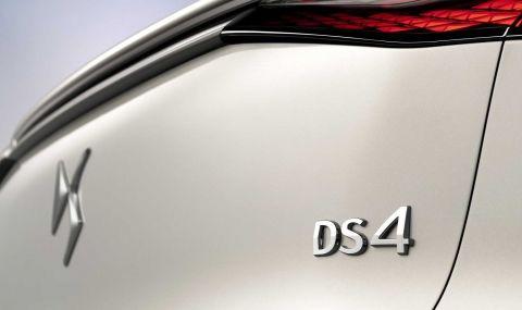 Новият DS 4 - премиум хечбек с интересен дизайн - 10