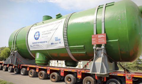 Русия изпрати към Турция 355-тонни парогенератори - 1