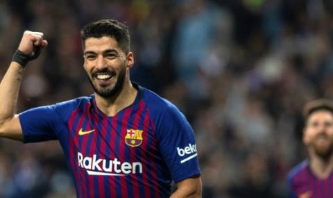 Арабски клуб изкушава Луис Суарес с голяма заплата