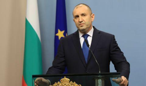Президентът почете паметта на жертвите на Холокоста