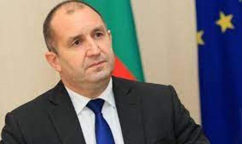 Радев: Служебният премиер ще е мъж, изборите са на 11 юли