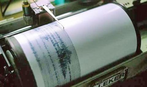 Земетресение люшна България
