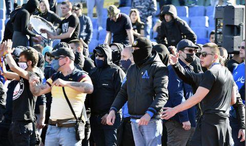 Феновете на Левски чакат Наско Сираков на