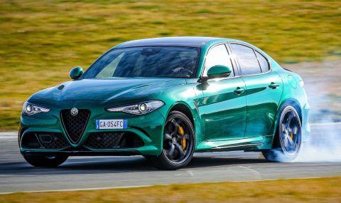 Как Volkswagen пробва да купи Alfa Romeo цели два пъти