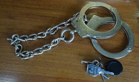 Постоянен арест за крадец с 15 присъди
