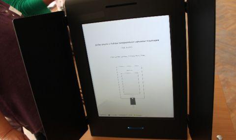Ромите от област Пазарджик отказвали да гласуват с машини