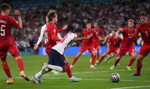 UEFA EURO 2020 Един от най-именитите съдии: Дузпата за Англия е грешка, но не очевидна