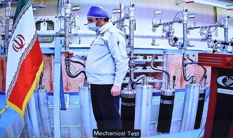 За пръв път в историята си Иран обогатява уран до 63%