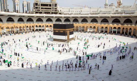Започна традиционното поклонение в Саудитска Арабия