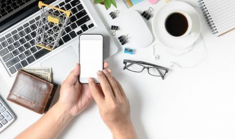 Пристрастени ли сте към пазаруването в интернет