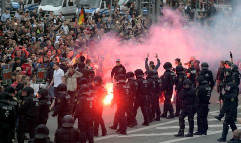Германия се тресе след убийството на млад мъж