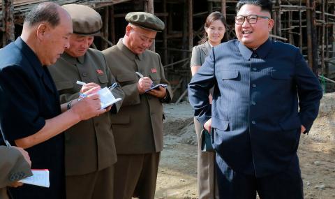 Северна Корея: САЩ се готвят за инвазия!