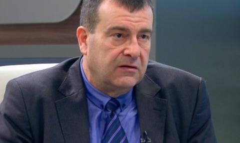 Д-р Димитър Петров: Пълни глупости са, че увеличената заболеваемост е заради Великден и Цветница