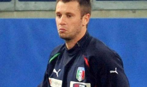 Касано: Конте не е Гуардиола, а Интер беше нелеп в Шампионската лига