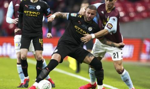 Защитник на Сити: Феновете ще приемат прекратяване на сезона