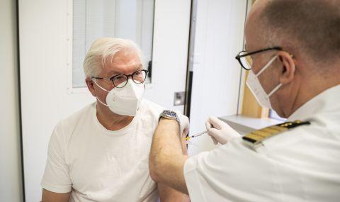 Германия рязко ускорява имунизациите