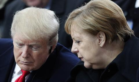 Разочарование в ХДС от решението на Тръмп да изтегли US военни