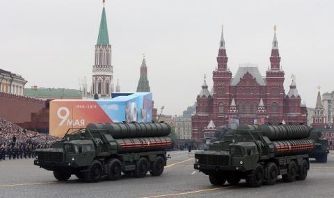 РосТех: Русия вероятно ще достави още системи С-400 на Турция