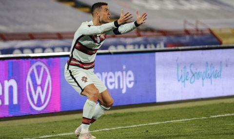 Роналдо избесня след непризнатия му редовен гол: Цяла нация е ощетена