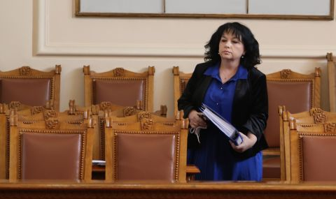 Теменужка Петкова за влизането на Мая Манолова в