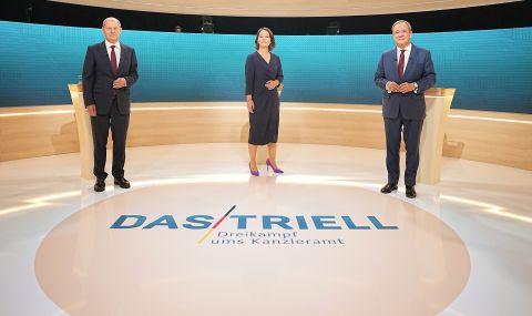 Голям дебат в Германия - 1