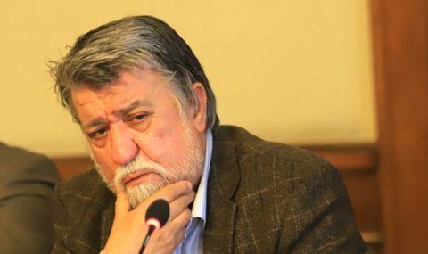 Вежди Рашидов: Корабът на ГЕРБ не потъва