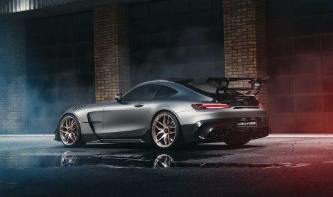 AMG GT Black Series получи джанти за 20 хиляди долара - 4