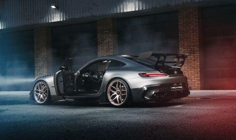 AMG GT Black Series получи джанти за 20 хиляди долара - 5