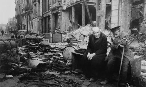 2 май 1945 г. Берлин пада