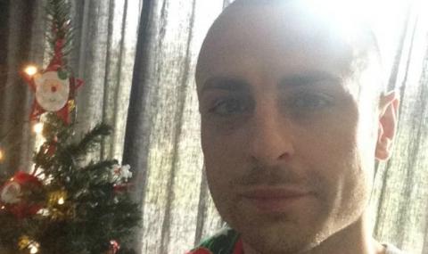 Бербатов отправи пожелание за Коледа - 1