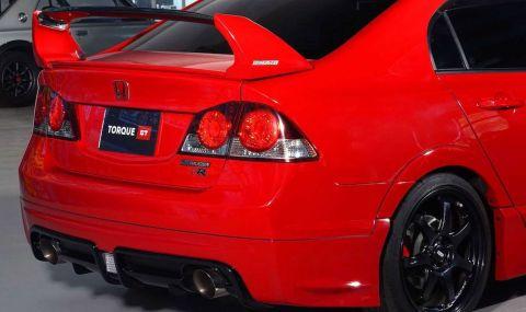 Тази Honda Civic Type R се продава за над 200 хиляди лева - 3