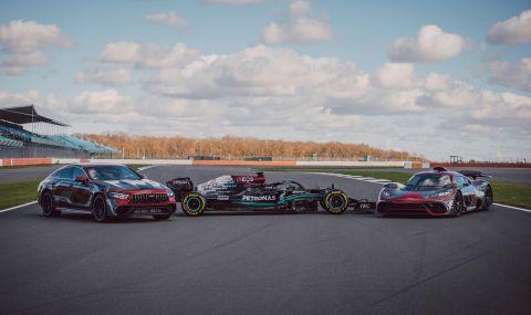 Хибридният AMG GT 73 ще предлага над 800 конски сили - 3