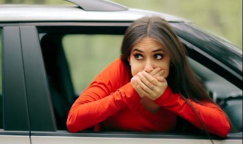 Как да се преборим с гаденето по време на път?