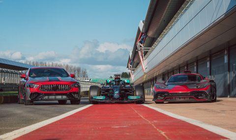 Хибридният AMG GT 73 ще предлага над 800 конски сили - 4