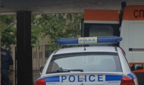 Дупка погълна мъж в Пловдив