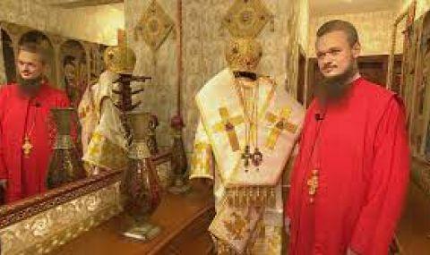 Светият синод: Забранили сме на Дионисий да служи